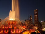 Clarence Buckingham Memorial Fountain and Garden