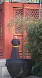 Monk, Lama Temple, Beijing