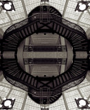 Abstract, The Rookery, Chicago