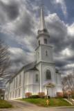 Church in Camden Maine
