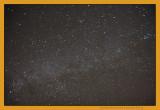 Milky Way, Mars or just nuts?