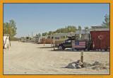 camping, American desert style