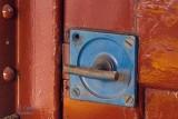 Train Door Detail