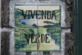 Verde means green in Portuguese