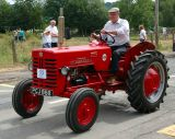 Old Tractor - 1958 International B250