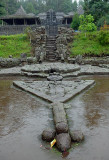 Cetho Temple - turtle