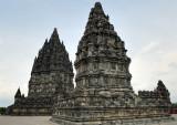 Prambanan Temples in Central Java