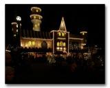 Liseberg at night