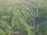 Falls on Mt. Wai'ale'ale