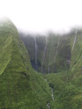 More falls on Mt. Wai'ale'ale