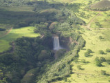 Wailua Falls from above