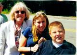 Mom, Ashlyn and Sam