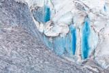 Nigardsbreen (an arm of the Jostedalsbreen glacier)