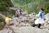 Down from Preikestolen (The Pulpit Rock)