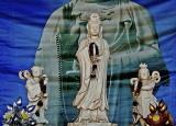 Image of Guan Yin, Goddess of Mercy