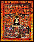 Union of Wisdom and Compassion, Tibet