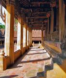 Colonnade surrounding the Ordination Hall (Sim)