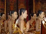 Plaster monks