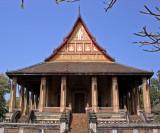 Back of Haw Pha Kaew