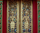 Doors, close up