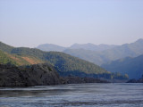 The hills of Laos
