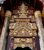 Royal Pavilion pediment