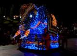 Electric Parade: elephant