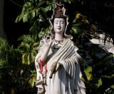 Kuan Im, Goddess of Mercy