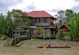 House on the Bangpakong River