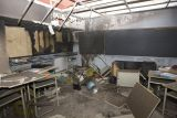 NLSS fire damage