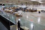 Northern Stores Truckload sale at Moosonee Arena