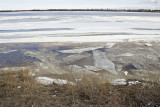 Moose River surface 2007 April 23rd