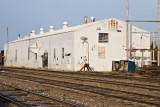 Moosonee diesel shed