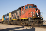 First locomotives to visit Moosonee after washout