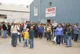 Opening of the Brick in Moosonee