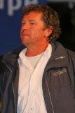Lionel Lemonchoix, vainqueur de la Route du Rhum 2006 dans la catégorie trimaran ORMA