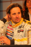 Yvan Muller at the press conference