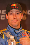Travis Pastrana at the press conference