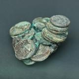 Pièces de monnaies