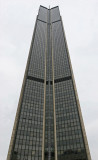 La tour Montparnasse, 59 étages soit 209 mètres de haut
