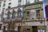 Visite du quartier de Montparnasse - Théâtre de la Comédie Italienne
