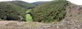 Panorama depuis le causse du Soulier dans la Creuse