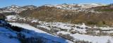 Panorama de la couze Pavin vers Super Besse