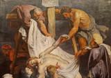 Visite du musée des beaux arts de la ville de Lille - Descente de la croix de Rubens