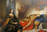 Visite du musée des beaux arts de la ville de Lille - Jeanne la folle...