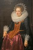 Visite du musée des beaux arts de la ville de Lille - Portrait de femme