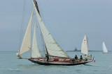 3 Pen Duick à Eric Tabarly pendant la ''Semaine du Golfe 2007'' – Journée du vendredi 18 mai