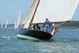 76 Pen Duick à Eric Tabarly pendant la ''Semaine du Golfe 2007'' – Journée du jeudi 17 mai