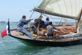 69 Pen Duick à Eric Tabarly pendant la ''Semaine du Golfe 2007'' – Journée du jeudi 17 mai
