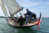 40 Pen Duick à Eric Tabarly pendant la ''Semaine du Golfe 2007'' – Journée du jeudi 17 mai
